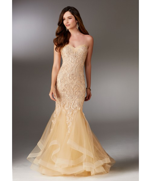 Evening>Mori Lee>MGNY Collection - 71501