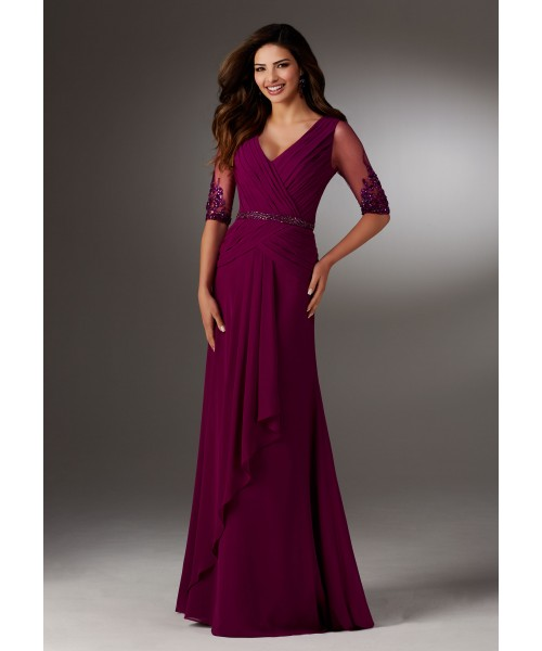 Evening>Mori Lee>MGNY Collection - 71514