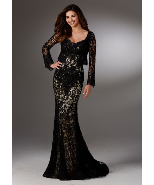 Evening>Mori Lee>MGNY Collection - 71528