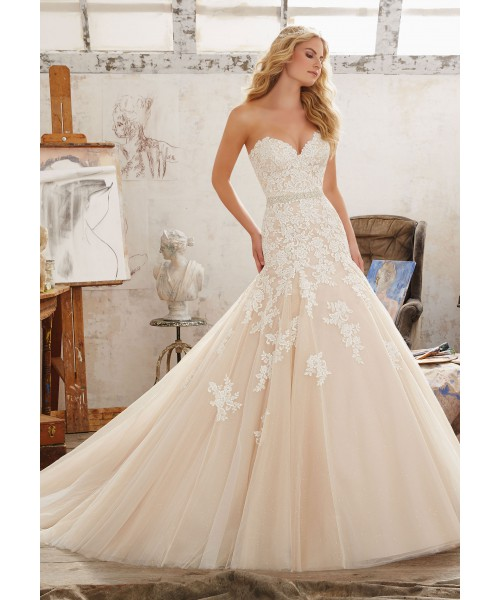 Bridal>Mori Lee - 8101