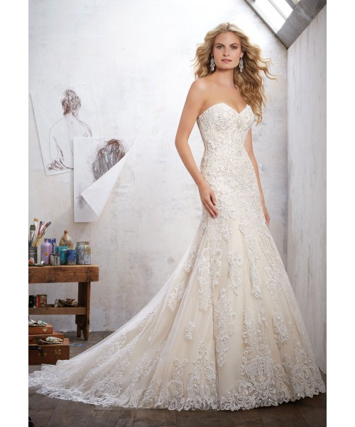 Bridal>Mori Lee - 8102