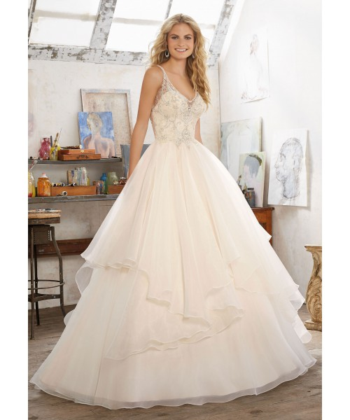 Bridal>Mori Lee - 8105