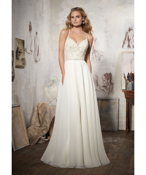 Bridal>Mori Lee - 8106