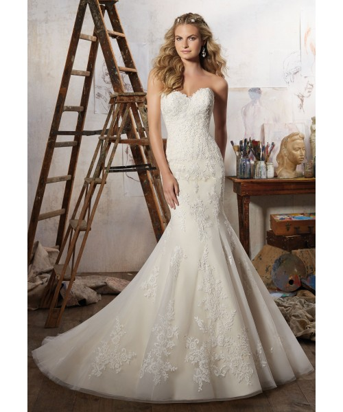 Bridal>Mori Lee - 8109