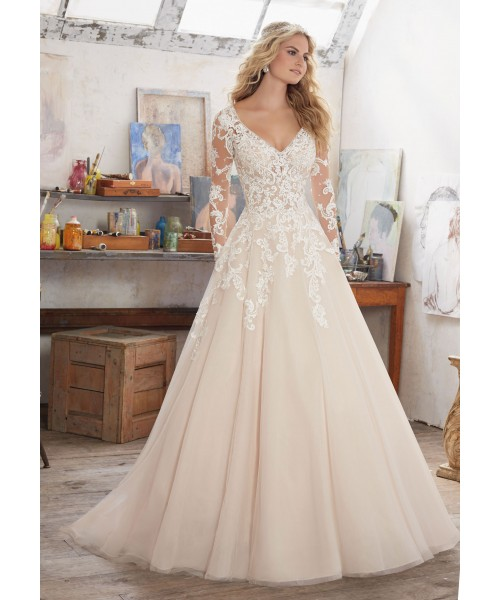 Bridal>Mori Lee - 8110