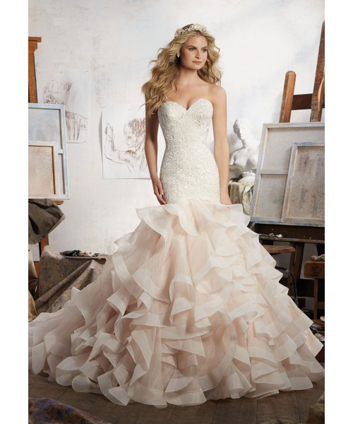 Bridal>Mori Lee - 8111
