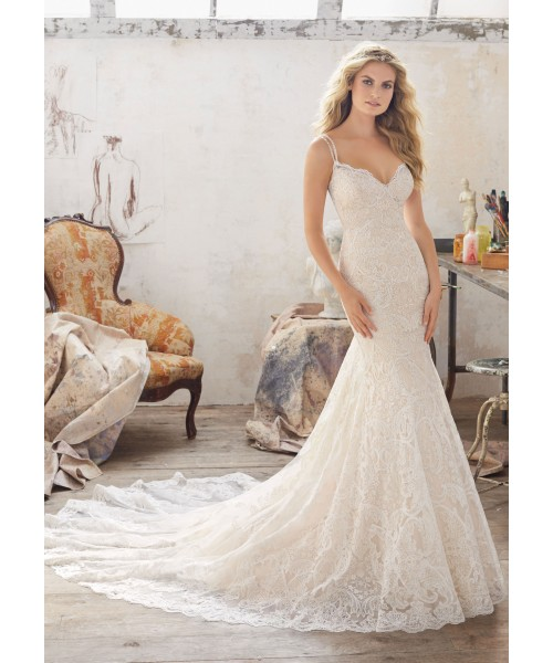 Bridal>Mori Lee - 8112