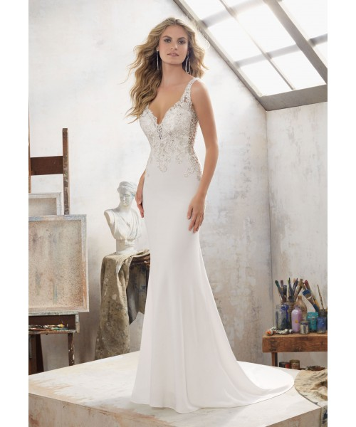 Bridal>Mori Lee - 8113