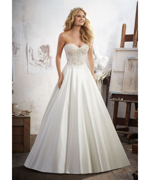 Bridal>Mori Lee - 8114