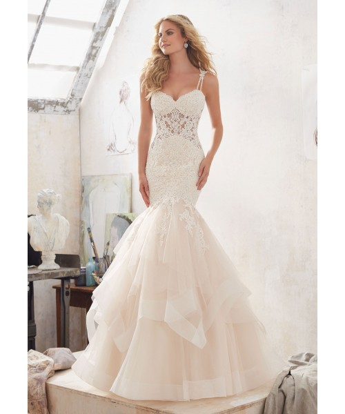 Bridal>Mori Lee - 8118