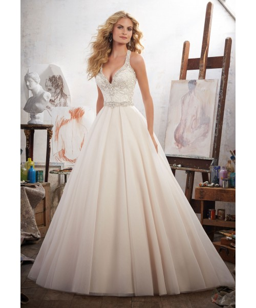 Bridal>Mori Lee - 8119