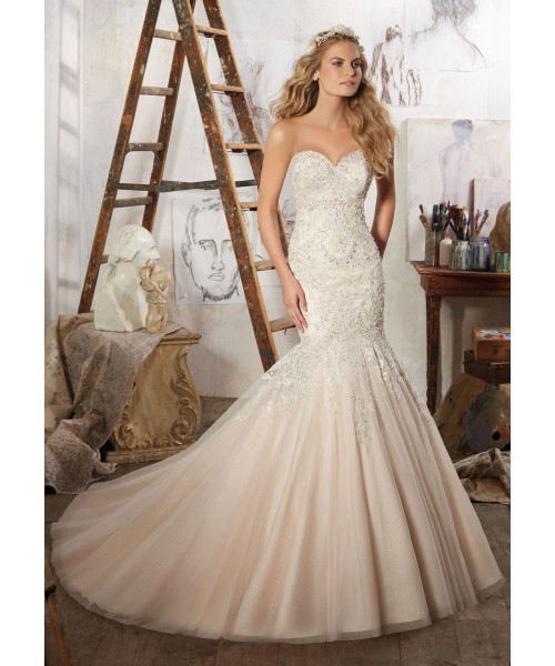 Bridal>Mori Lee - 8125