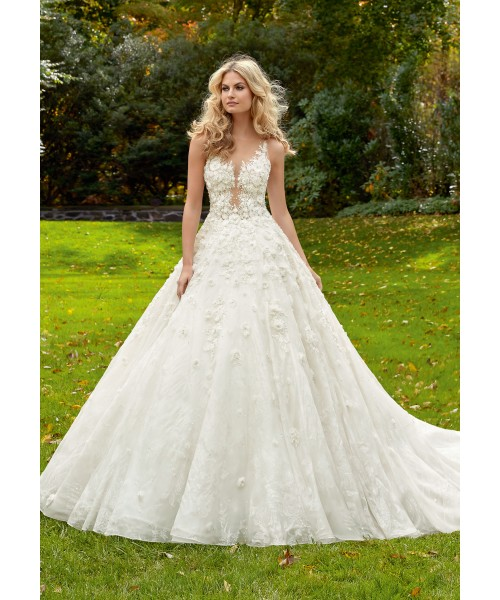 Bridal>Mori Lee - 8128