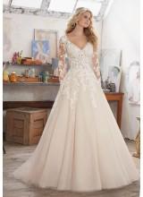Bridal>Mori Lee - 8110