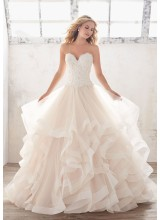 Bridal>Mori Lee - 8116