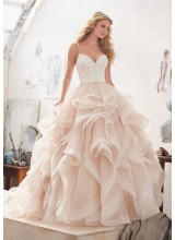 Bridal>Mori Lee - 8127